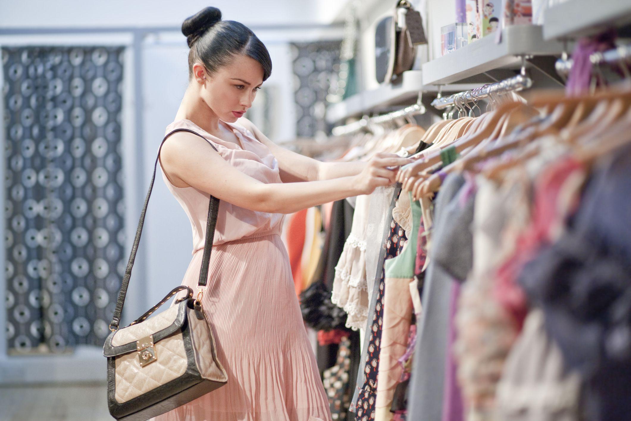 Картинка выбор платья
