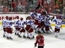 Российская молодежная сборная по хоккею вышла в финал ЧМ-2012, победив канадцев