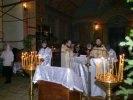 Празднование Рождества Христова в Первоуральске начались 6 января