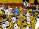 Молодежной сборной России по хоккею не удалось одолеть шведов на чемпионате мира