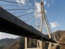 """В Мексике над ущельем """"Позвоночник дьявола"""" открыт самый высокий мост в мире"""