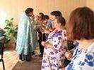 Волонтеры храма Петра и Павла поздравили с Рождеством пациентов психоневрологического интерната