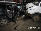 ОБНОВЛЕНО. В Первоуральске произошло серьёзное ДТП. Пострадали дети. Фото