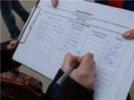 Прохоров привез в ЦИК часть подписей, несколько коробок застряли в автомобильной пробке