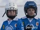 В Первоуральске состоялось открытия турнира по хоккею с мячом, на кубок Патриарха Московского и всея Руси. Фото