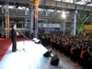 """В Кемерово прошел """"закрытый"""" митинг за Путина"""
