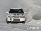 В Первоуральске прошли ледовые гонки. Результаты. Фото