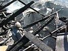 В Подмосковье в бытовках сгорела многодетная семья: 9 погибших, выжила 11-летняя девочка