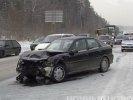 Двойное ДТП под Екатеринбургом: двое раненых, четыре машины разбиты