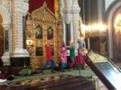 Феминистки, оскорбившие Путина, прорвались в храм Христа Спасителя с богохульной песней