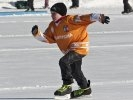 В Первоуральске прошли массовые соревнования по конькобежному спорту «Лед надежды нашей – 2012». Видео. Фото