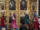 Полиция начала розыск участниц Pussy Riot, устроивших концерт в храме Христа Спасителя