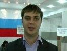 Сегодня активно голосуют и в центре Первоуральска. Видео