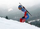 России первую медаль чемпионата мира по биатлону принес Антон Шипулин