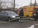 В Первоуральске грузовик протаранил газопровод