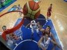 В Первоуральске прошли соревнования по баскетболу среди сборных команддевочек