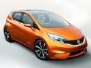 Nissan показал в Женеве компактный хэтчбек и кроссовер будущего