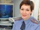 В Первоуральске работает единственная в Свердловской области женщина, заместитель командира отдельной роты ДПС ГИБДД