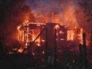 При пожаре под Пермью погибли девять человек, в том числе семь детей