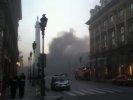 В Париже сгорели 40 суперкаров