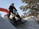 Первоуральские гонщики по снегоходному спорту заняли призовые места