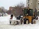 Выпавший снег не стал проблемой для улиц и дорог Первоуральска