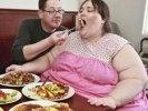 Самая толстая женщина выйдет замуж за повара