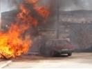 В Первоуральске горят мусорные баки, которые установлены с нарушением СанПиНа. Фото. Видео