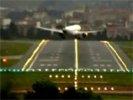 """В Испании ураганный ветер едва не привел к массовой авиакатастрофе: самолеты """"плясали"""" в воздухе. ВИДЕО"""