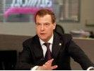 Медведев вновь зафолловил телеканал «Дождь», удаленный из подписки в Twitter накануне Болотной