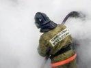 В Первоуральске произошло возгорание подвального помещения в жилом доме. Видео