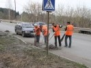 В Первоуральске проходят массовые субботники