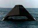 """Американский флот продает уникальный """"злодейский"""" корабль-невидимку"""