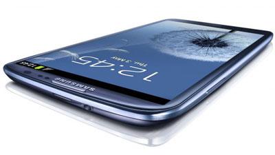 Samsung представил новый смартфон Galaxy S III
