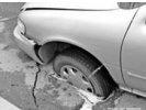 ГИБДД: за I квартал число ДТП выросло на 9%; треть аварий произошла из-за ям на дорогах