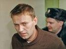 Навального оставят в полиции до суда