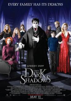 Мрачные тени / Dark Shadows