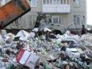 Первоуральск завален мусором