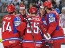 Россияне унизили хозяев чемпионата мира по хоккею