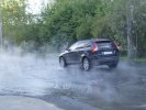 В ходе опрессовок в Первоуральске произошел прорыв горячей воды. Видео
