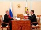 Медведев предложил Путину новый состав правительства. По секрету, но в СМИ опять утечка
