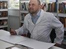 Первоуральский новотрубный завод посетил известный писатель Алексей Иванов