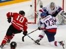 Сборная Канады выбыла с чемпионата мира по хоккею