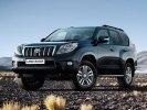 Toyota Land Cruiser Prado начнут делать в России в конце года