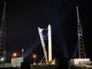 К МКС успешно стартовал первый частный космический корабль