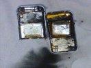В Грозном взорвался iPhone