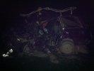 В Первоуральске водитель праворульной «Тойоты» при обгоне протаранил «четверку»
