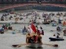 Водный парад в честь бриллиантового юбилея Елизаветы II занесен в Книгу рекордов Гиннесса