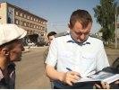 Сегодня в Первоуральске прошел рейд совместно с работниками ГИБДД и Службой судебных приставов. Видео
