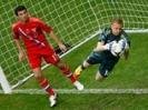 Российские футболисты сыграли вничью с поляками на Евро-2012